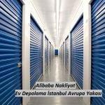 Ev Depolama İstanbul Avrupa Yakası