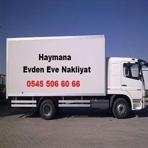 Haymana Evden Eve Nakliyat