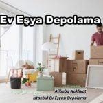 İstanbul Ev Eşyası Depolama