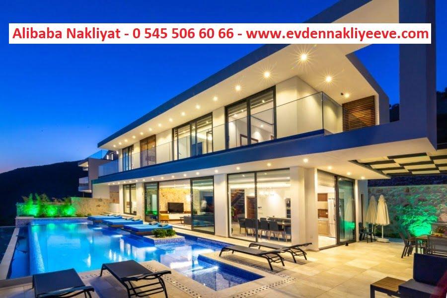 İzmir Güzelbahçe Nakliye